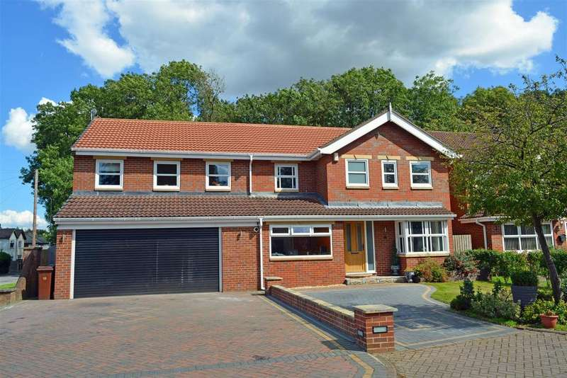 5 Bedrooms Detached House for sale in Pavilion Gardens, Scunthorpe