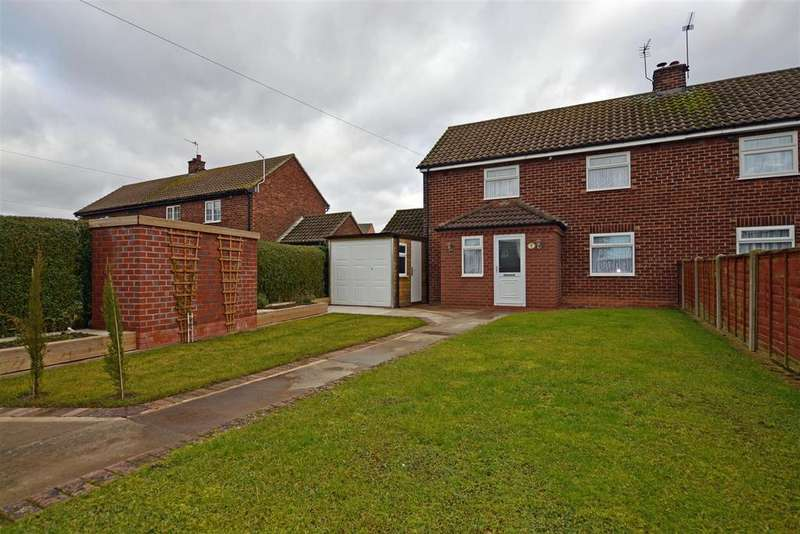2 Bedrooms Semi Detached House for sale in George Street, Keadby, Scunthorpe