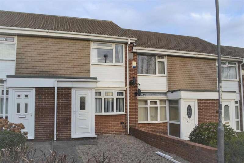2 Bedrooms Terraced House for sale in Plumtree Avenue, Wear View, Sunderland