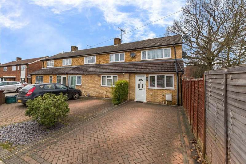 2 Bedrooms Semi Detached House for sale in St. Vincent Drive, St. Albans, Hertfordshire