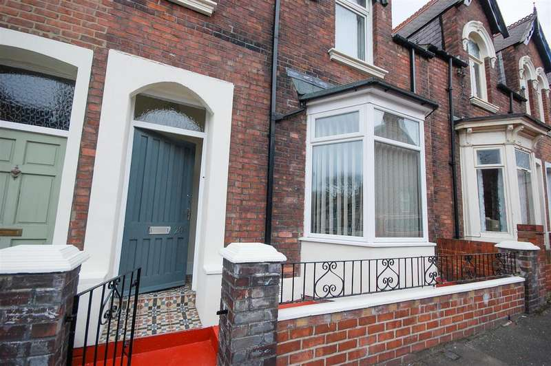 3 Bedrooms Terraced House for sale in Carlyon Street, Sunderland