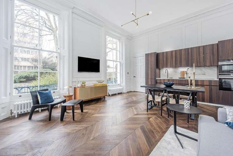 Studio Flat for sale in Porchester Terrace North, Bayswater