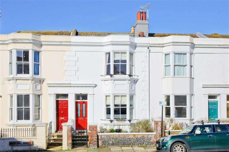 3 Bedrooms House for sale in West Hill Street, Brighton