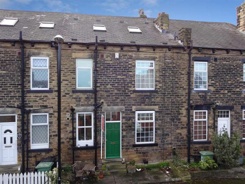 2 Bedrooms Terraced House for rent in Tennyson Street, Farsley