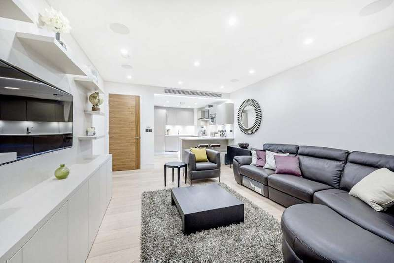 3 Bedrooms Flat for sale in Westbourne Gardens, Bayswater