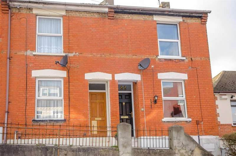 3 Bedrooms End Of Terrace House for sale in Thomas Street, Rochester, Kent, ME1