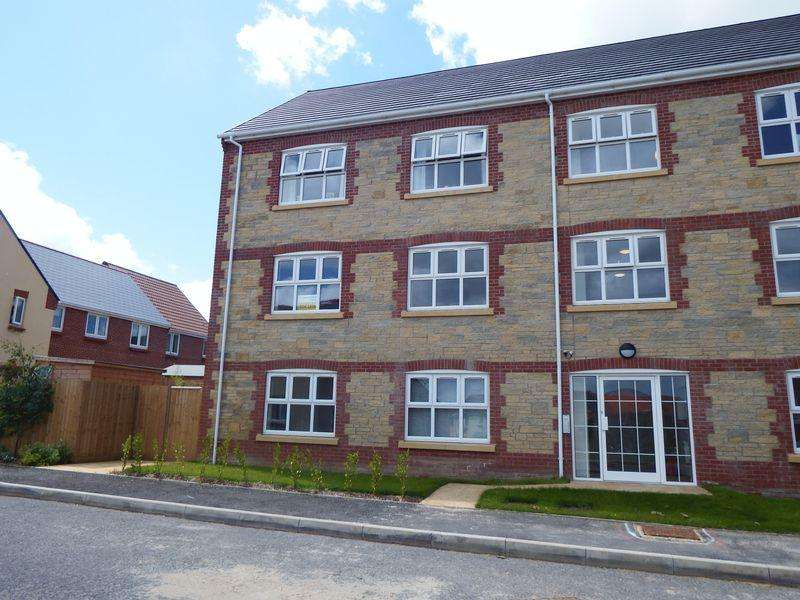 2 Bedrooms Apartment Flat for rent in Jubilee Close, Crewkerne