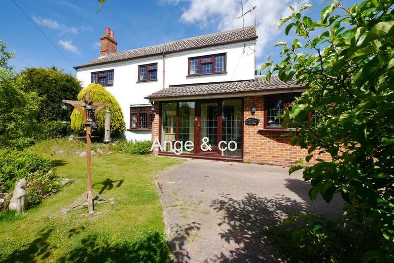 3 Bedrooms Detached House for sale in Fairhead Loke, Carlton Colville, Lowestoft