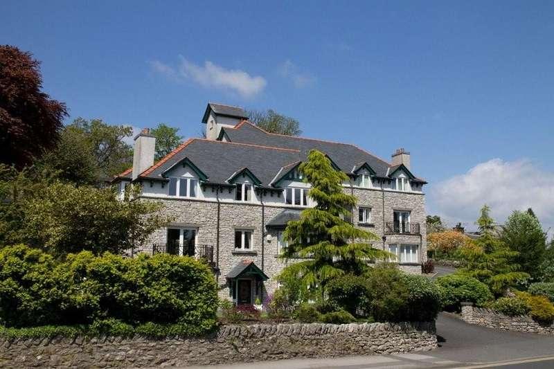 2 Bedrooms Apartment Flat for rent in 9 Miramar, Kents Bank Road, Grange-Over-Sands, Cumbria, LA11 7DJ