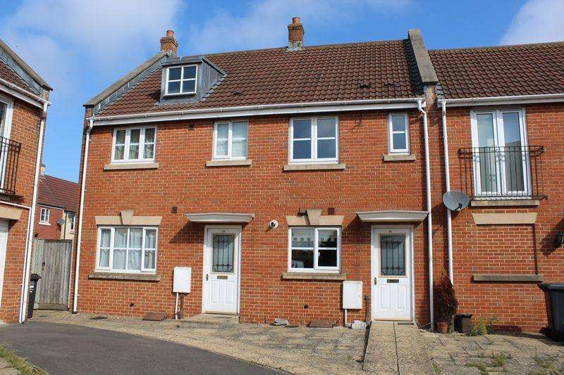 2 Bedrooms House for rent in Merton Drive, Weston-Super-Mare