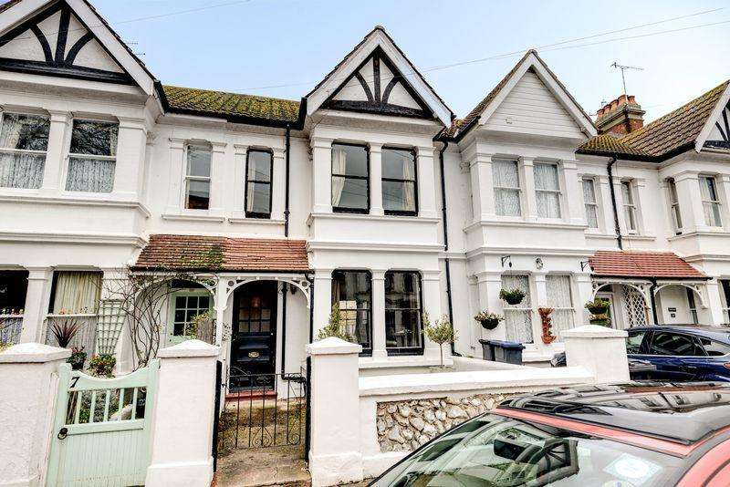 3 Bedrooms Terraced House for sale in Elm Road, Worthing