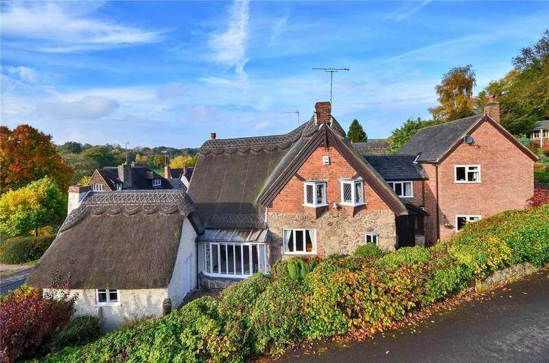 4 Bedrooms Cottage House for sale in Main Street, Newtown Linford, Leicestershire