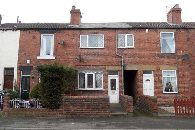 3 Bedrooms Terraced House for sale in 6 Vernon Street, Birdwell, Barnsley, S70 5TH