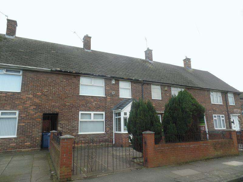3 Bedrooms Terraced House for sale in 10 Alderfield Drive, Liverpool