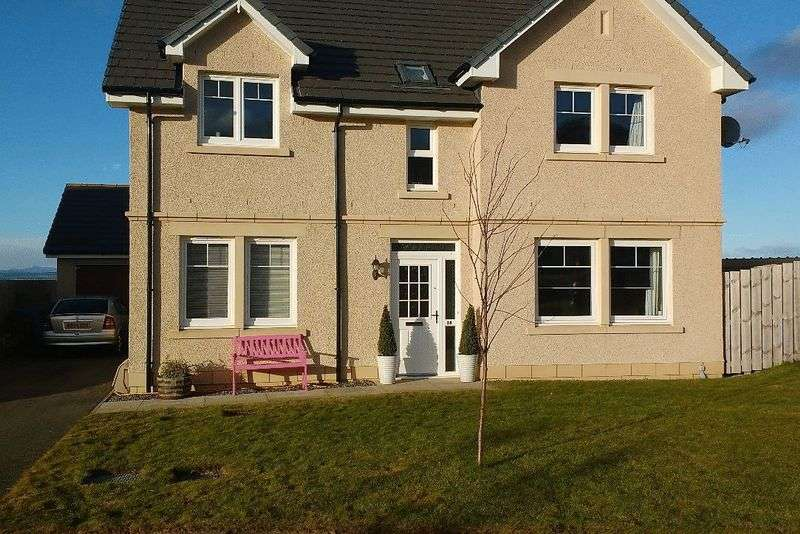 5 Bedrooms Property for sale in Bramble Close, Inverness