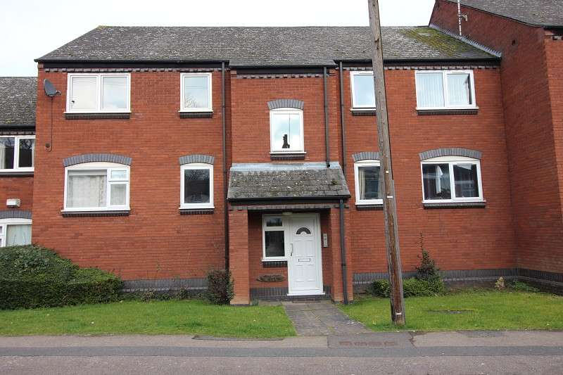 2 Bedrooms Flat for sale in Wells Court, Whitley Village, Coventry, CV3 4AJ