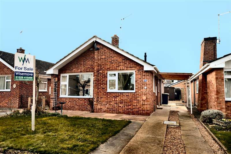 2 Bedrooms Bungalow for sale in Russell Crescent, Sleaford