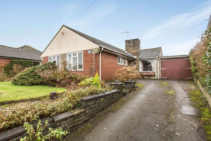 3 Bedrooms Detached Bungalow for sale in Havannah Lane, Congleton, CW12