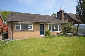 2 Bedrooms Detached Bungalow for rent in Mill Hill Lane, Sandbach