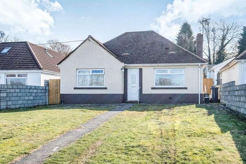 2 Bedrooms Detached Bungalow for sale in Cimla Common, Cimla, Neath