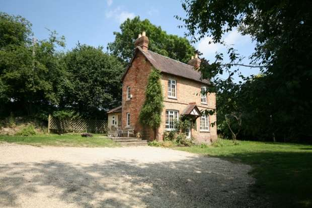 4 Bedrooms Detached House for sale in Woodperry Hill Woodperry Oxford