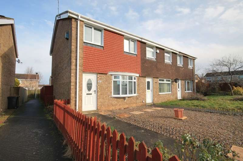 3 Bedrooms Property for sale in Leyburn Close, Ouston, Chester Le Street, DH2