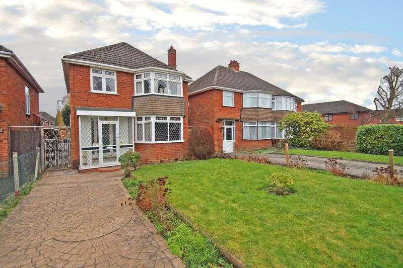 3 Bedrooms Property for sale in York Road Sidemoor, Bromsgrove