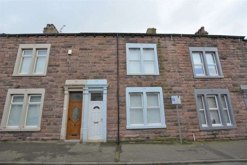 4 Bedrooms Property for sale in Corporation Road, Workington