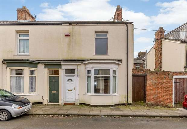 2 Bedrooms End Of Terrace House for sale in Hope Street, Stockton-on-Tees, Durham