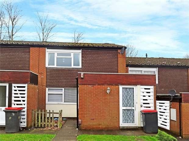 1 Bedroom Flat for sale in Laurel Lane, Overdale, Telford, Shropshire