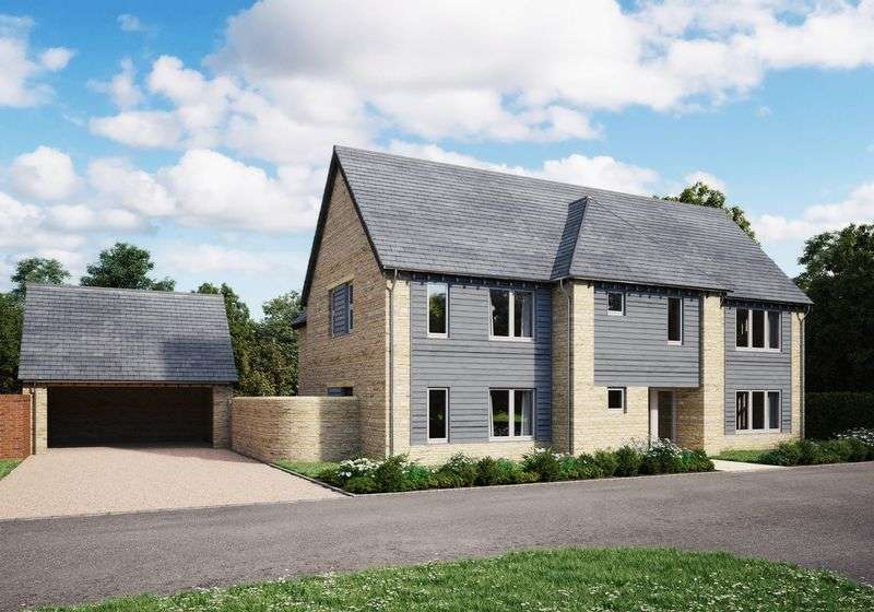 4 Bedrooms Property for sale in St. James Way, West Hanney, Wantage