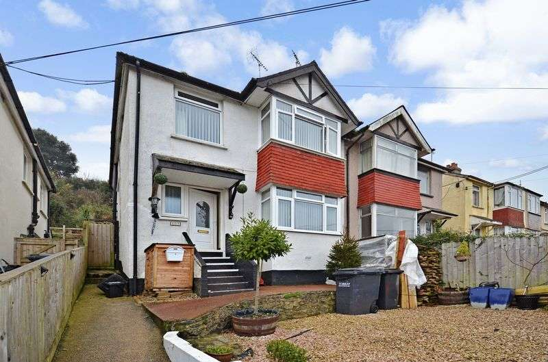 3 Bedrooms Property for sale in Blatchcombe Road, Paignton
