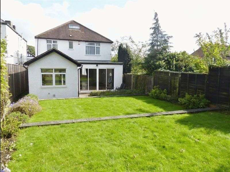 4 Bedrooms Property for rent in Sevington Road, Hendon, London, NW4