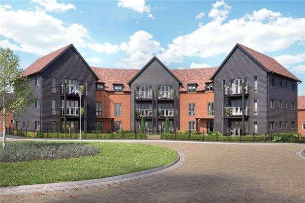 2 Bedrooms Apartment Flat for sale in Highlands Park, Highlands Lane, Henley-On-Thames