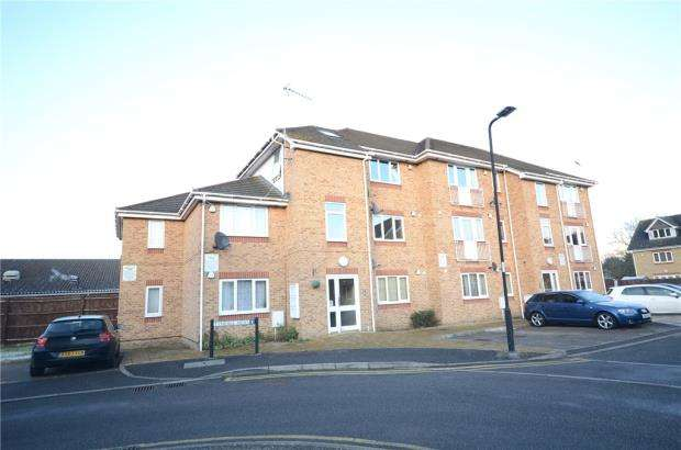 2 Bedrooms Apartment Flat for sale in Tyndale Mews, Slough
