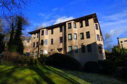 2 Bedrooms Flat for sale in Fortrose Street, Partick