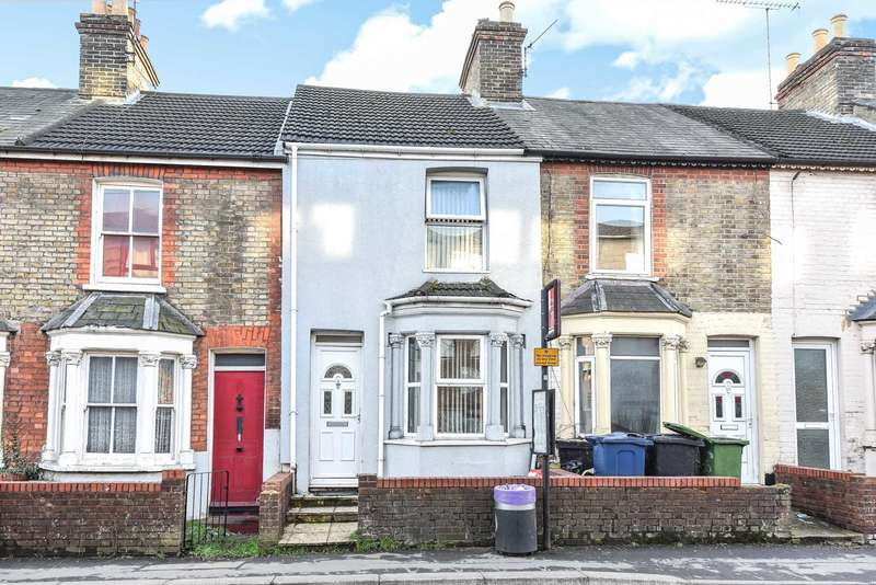 2 Bedrooms Terraced House for sale in Green Street, High Wycombe