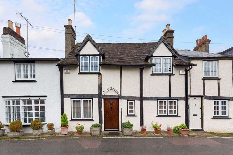 3 Bedrooms Terraced House for sale in Bourne End Lane, Bourne End