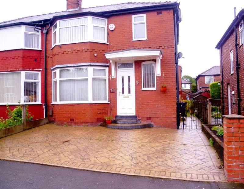 3 Bedrooms Semi Detached House for sale in Overlinks, Salford
