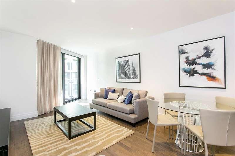 2 Bedrooms Flat for sale in 3 Riverlight Quay, Nine Elms, London SW11