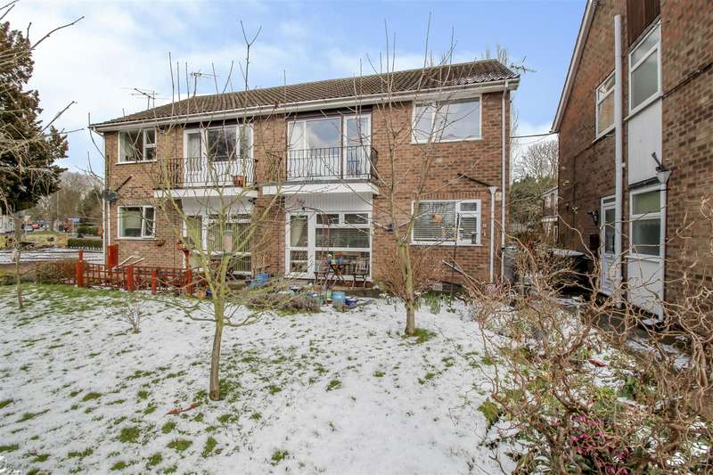 2 Bedrooms Flat for sale in Highfield Court, Beeston, Nottingham