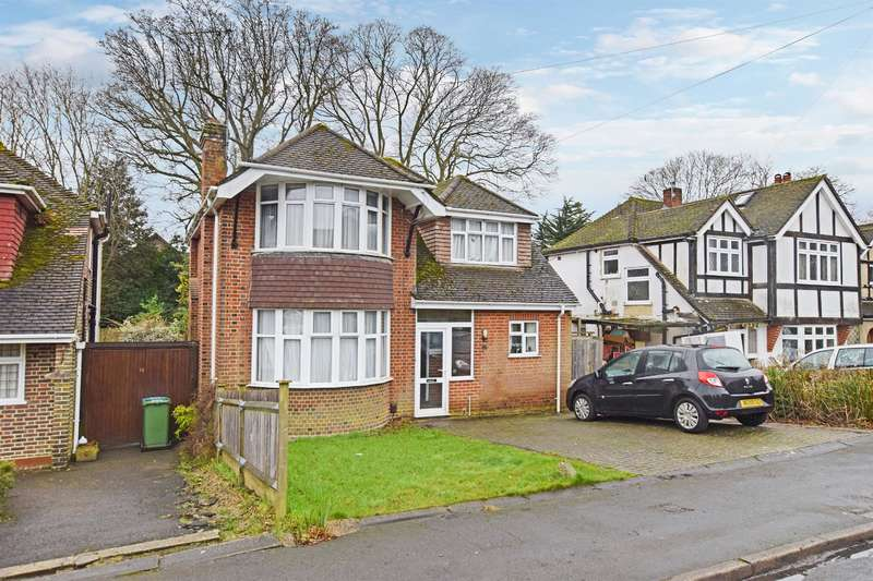 4 Bedrooms Detached House for sale in Elmsleigh Gardens Southampton , SO16 3GE