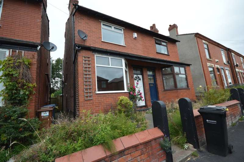 2 Bedrooms Semi Detached House for rent in Cheadle Old Road, Edgeley