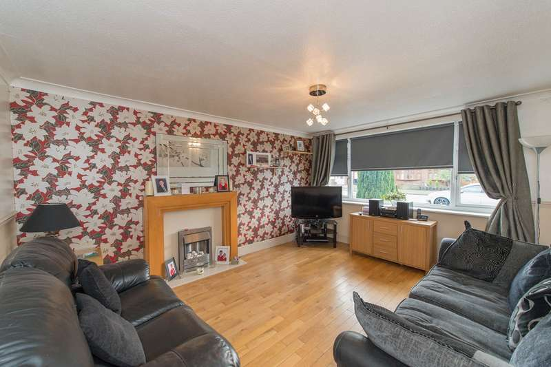 3 Bedrooms Semi Detached House for sale in Crossdale Road, Hindley Green, Wigan, WN2