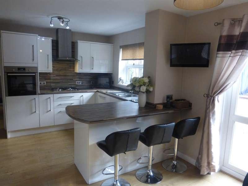 4 Bedrooms Detached House for sale in Parc-Tyn-Y-Waun, Llangynwyd, Maesteg