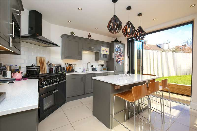 3 Bedrooms Property for sale in Lake Road Henleaze Bristol BS10