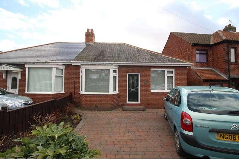 2 Bedrooms Bungalow for sale in Ashleigh Road, Denton Burn, Newcastle upon Tyne, Tyne & Wear, NE5 2AB