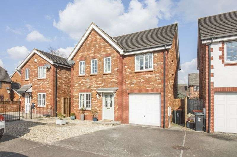 4 Bedrooms Property for sale in Picton Walk, Newport