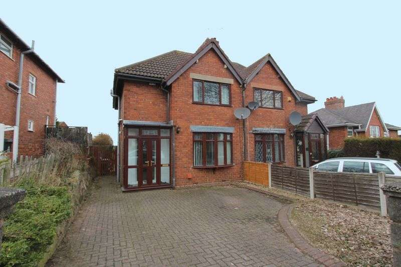 3 Bedrooms Property for sale in Alumwell Road, Walsall
