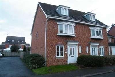 3 Bedrooms Town House for rent in Cradley Heath, West Midlands